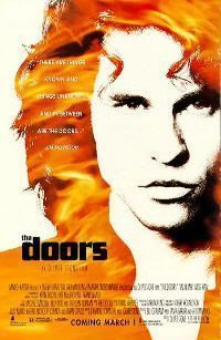 "Cartel de ""The Doors"" (Oliver Stone, 1991)"