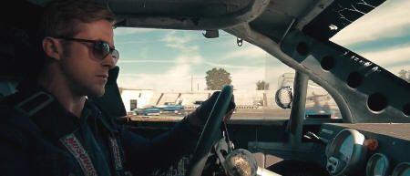 "Ryan Gosling en ""Drive"" (2011)"