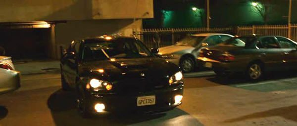 "Dodge Charger SRT de 2006 en ""Dueños de la calle"" (""Street Kings"", 2008)"