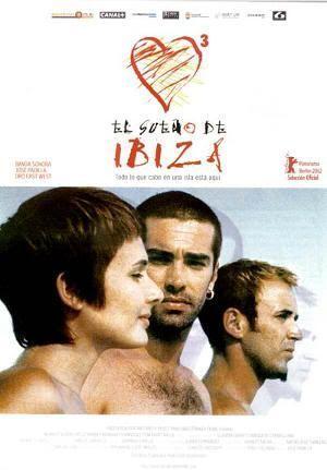 """Cartel de """"El sueño de Ibiza"""""""