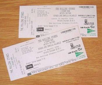 Nuestras entradas