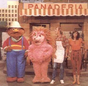 Don Pimpón, Espinete, Chema y Ana