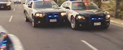Dodge Chargers de policía en Fast Five