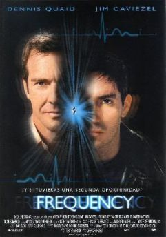 "Cartel de ""Frequency"" (2000)"
