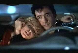 """Cate Blanchett y John Cusack en """"Fuera de Control"""" (""""Pushing Tin"""", 1999)"""