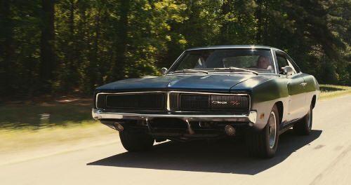 "Dodge Charger 1969 en ""Furia Ciega"" (""Drive Angry"", 2011)"