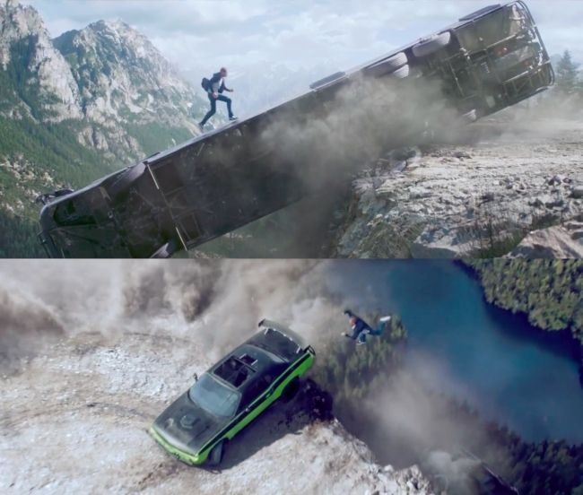 """""""Furious 7"""" (2015)"""