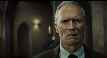 "Clint Eastwood en ""Gran Torino"""