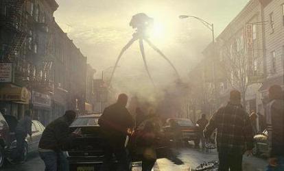 """""""La Guerra de los Mundos"""" (""""War of the Worlds"""",2005) de Steven Spielberg"""