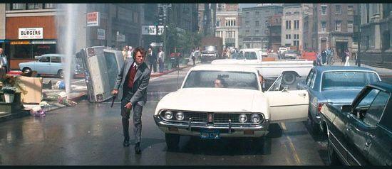 """Escena del tiroteo de """"Harry, el Sucio"""" (""""Dirty Harry"""", 1971)"""