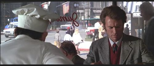 "Clint Eastwood en ""Harry, el Sucio"" (""Dirty Harry"", 1971)"