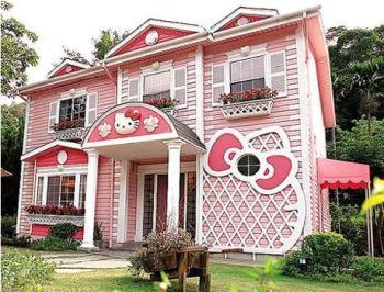 ¡¡ Casa Hello Kitty !!