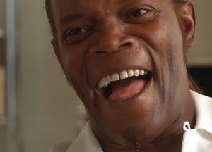 """Samuel L. Jackson en """"Jackie Brown"""" (1997)"""