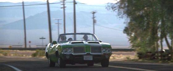 "Oldsmobile Cutlass 442 de 1972 en ""Jugando a Tope"" (""Play it to the Bone"", 1999)"