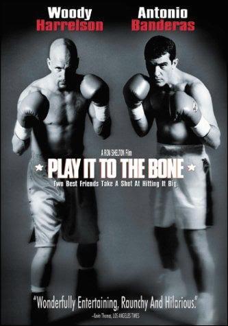 """Cartel de """"Jugando a Tope"""" (""""Play it to the Bone"""", 1999)"""