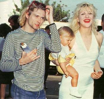 La familia Cobain