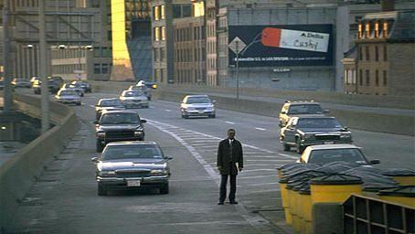"""""""Al Límite de la Verdad"""" (""""Changing Lanes"""", 2002)"""