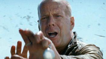 "Bruce Willis en ""Looper"" (2012)"