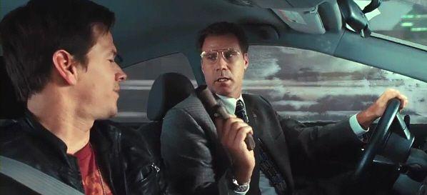"Will Ferrell y Mark Wahlberg en ""Los Otros Dos"" (""The Other Guys"", 2010)"