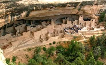 Cliff Palace (Mesa Verde National Park)
