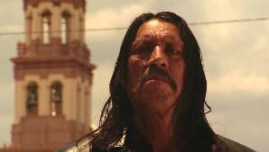 "Danny Trejo en ""El Mexicano"" (""Once Upon a Time in Mexico"", 2003)"