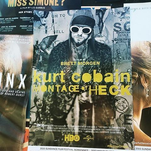 """""""Cobain. Montage of Heck"""""""
