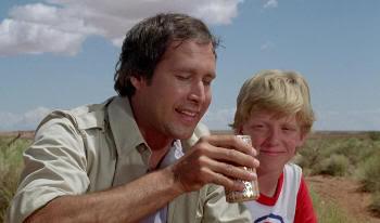"""""""Las vacaciones de una chiflada familia americana"""" (""""National Lampoon's Vacation"""", 1983)"""