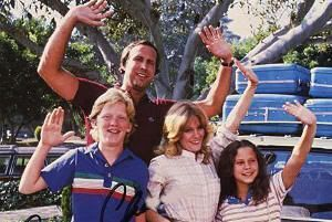 """Los Griswold en """"Las vacaciones de una chiflada familia americana"""" (National Lampoon's Vacation)"""