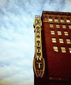 El mítico Paramount Theater