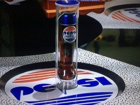 La Pepsi Perfect que bebe Marty McFly en el futuro