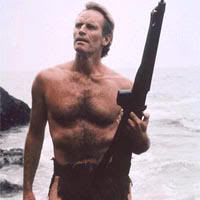 Charlton Heston, un sex-symbol de la época
