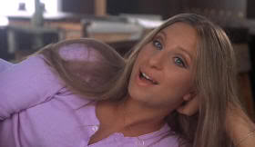 """La maravillosa voz de Barbra Streisand en """"¿Qué Me Pasa, Doctor?"""" (""""What's Up, Doc?"""", 1972)"""