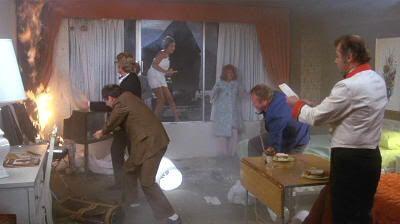 La tronchante escena de la habitación del hotel Bristol