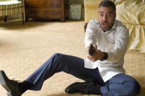 "George Clooney en ""Quemar Después de Leer"" (""Burn After Reading"", 2008)"