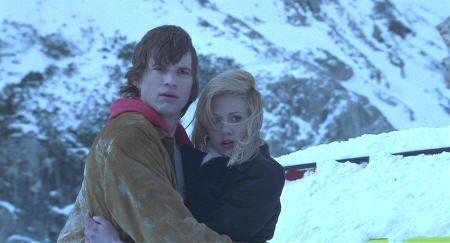 """Ashton Kutcher y Brittany Murphy en """"Recién Casados"""" (""""Just Married"""", 2003)"""