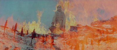 """""""Regreso al Planeta de los Simios"""" (""""Beneath the Planet of the Apes"""", 1970)"""