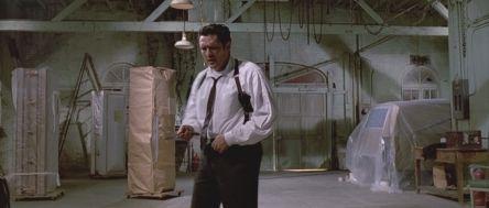 """La escena gore de Michael Madsen en """"Reservoir Dogs"""" (Quentin Tarantino, 1992)"""