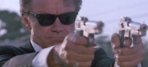 "Harvey Keitel en ""Reservoir Dogs"" (Quentin Tarantino, 1992)"