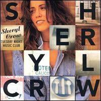 "Portada del ""Tuesday Night Music Club"" de Sheryl Crow"