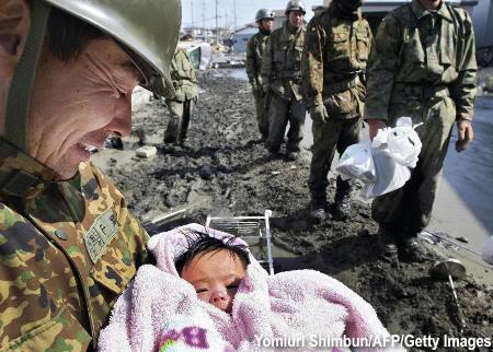 Todavía queda esperanza tras el tsunami del noreste de Japón