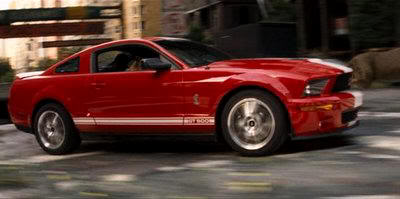 "Ford Mustang en ""Soy Leyenda"" (""I Am Legend"", 2009)"
