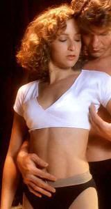 Bailando con Jennifer Grey