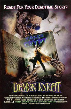 "Cartel de la película ""Tales From the Crypt. Demon Knight"""