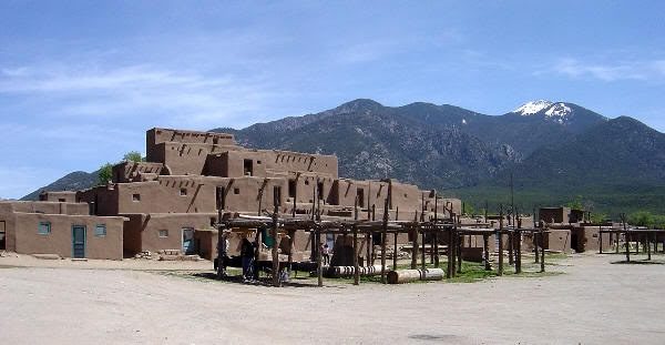 Taos Pueblo en la actualidad