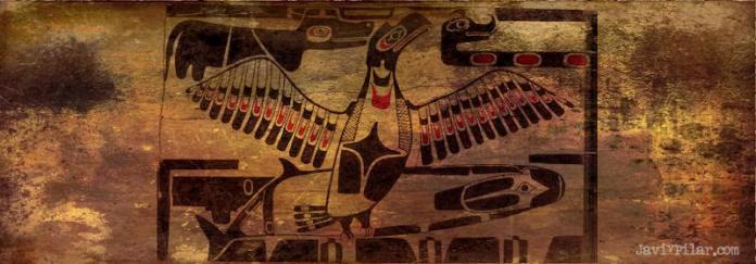 Pájaro de Trueno (Thunderbird). Mitología del noroeste de Estados Unidos