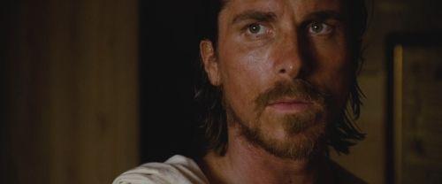 """Christian Bale en """"El Tren de las 3:10"""" (""""3:10 to Yuma"""", 2007)"""