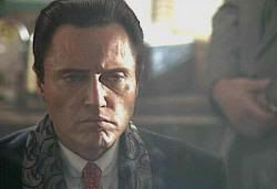 Christopher Walken, el mafioso siciliano