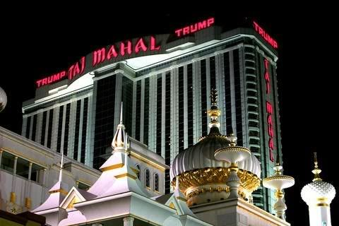 Hotel Trump Taj Mahal en Atlantic City (Nueva Jersey)