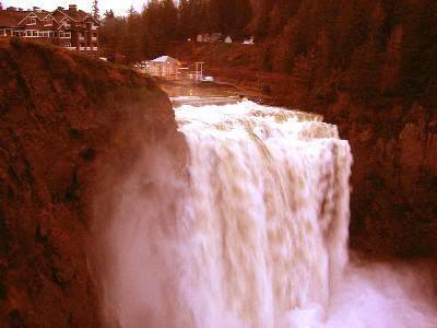 Las cataratas de Twin Peaks