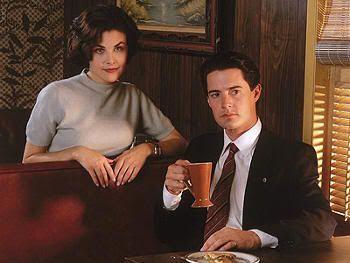 Audrey y el agente Cooper